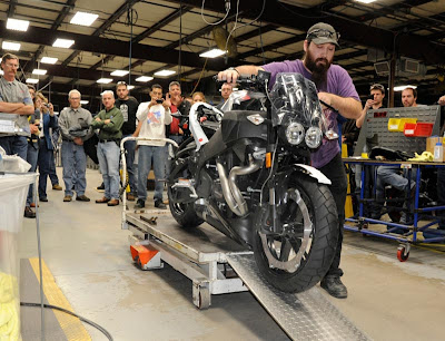 Buell Motorcycle Finally Assembled in Wisconsin pictures