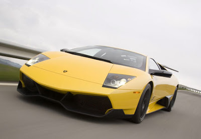 Lamborghini Murcielago LP670-4 SV Roadster Car pictures photo