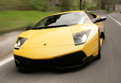 Lamborghini Murcielago LP670-4 SV Roadster Car pictures