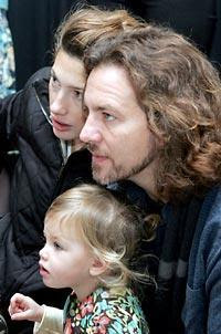 Eddie Vedder Jill McCormick Engaged images