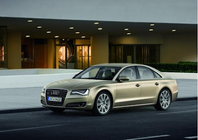 Audi A8 Luxury Cruiser image