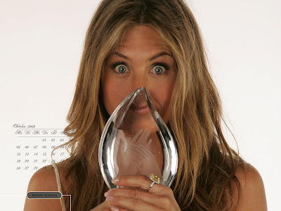 Jennifer Aniston Desktop Calendar june pics