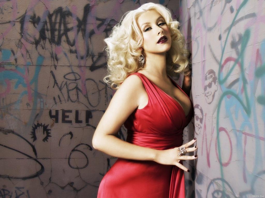 Online News Blog: Chri... Christina Aguilera Beautiful