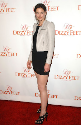 Katie Holmes Legi at Dizzy Feet Foundations Inaugural Celebration new pics