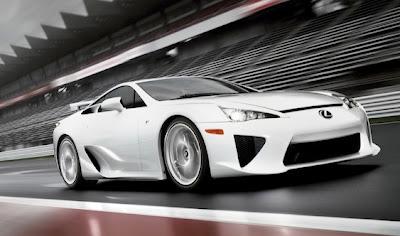 LA Auto Show 2009 wallpaper