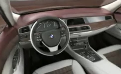 New BMW 5 pictures