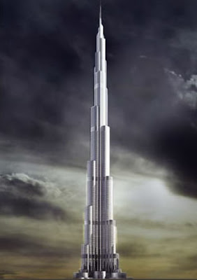 dubai tower new pics