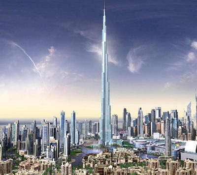 dubai tower wallpapers
