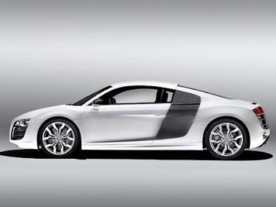 Audi R8 new pics