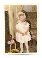 Me as a child: Savannah, GA circa early 1970's all dressed-up for Easter
