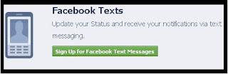 Update Status Facebook Lewat SMS Lebih Asik opa-ma.blogspot.com