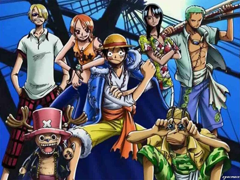 WallpapersKu: One Piece Wallpapers