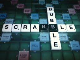 Scrabble Bubble