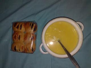 Mongo bread