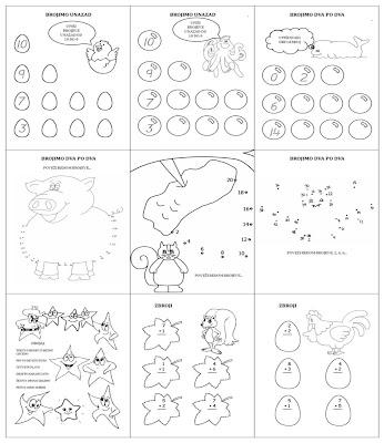 Evo nekoliko matematičkih zadataka koji su preuzeti (i malo