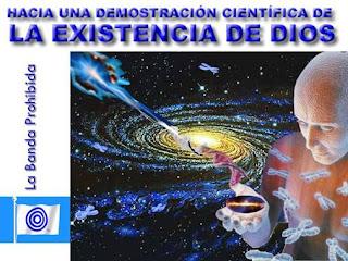 Portada conferencia demostracion de Dios