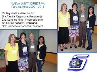 Junta directiva Urantia Colombia