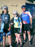 New Friends in Arizona: Casa Grande Ruins 200K
