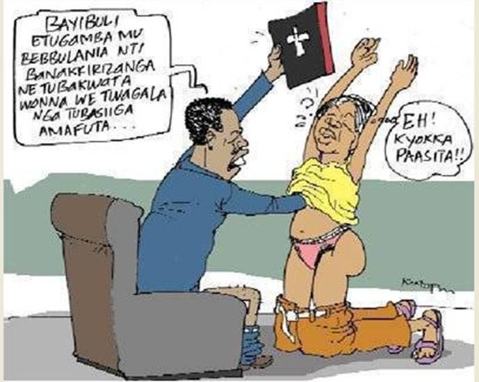 Mambo ya chumbani mambo ya kuombeana chumbani hayo mwisho wa siku kama