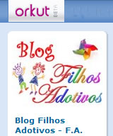 Comunidade do Blog no Orkut