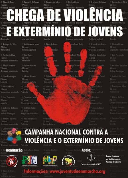 Campanha Nacional Contra o Extermínio de Jovens