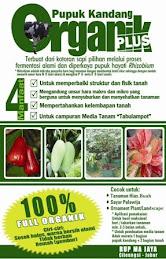 Pupuk kandang Organik + Rhizobium