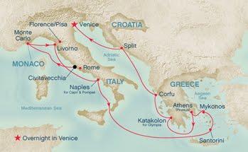 Italy Inside Italy Travel News From Italy Cruises To Rome - Italy cruises
