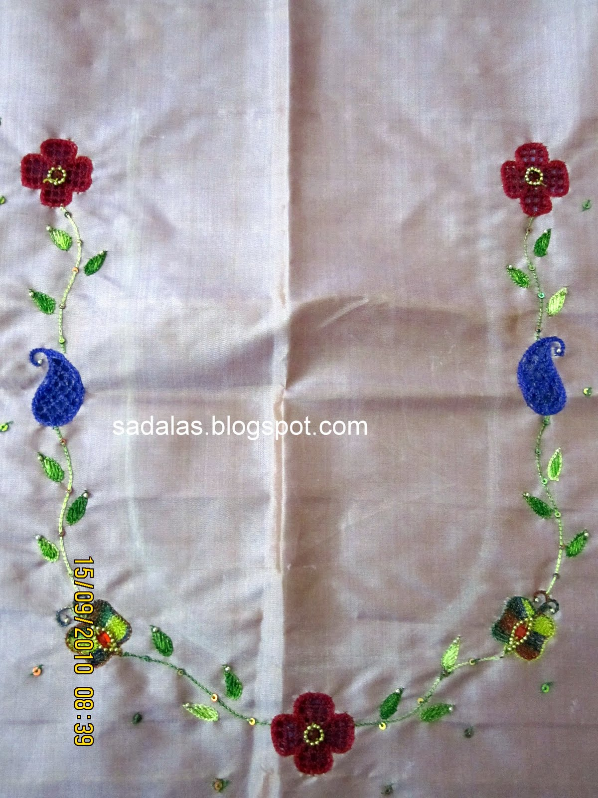Nordic Needle: Brazilian Embroidery