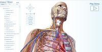 Visible Body - Atlas 3D del cuerpo humano