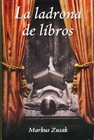 La ladrona de libros. Markus Zusak