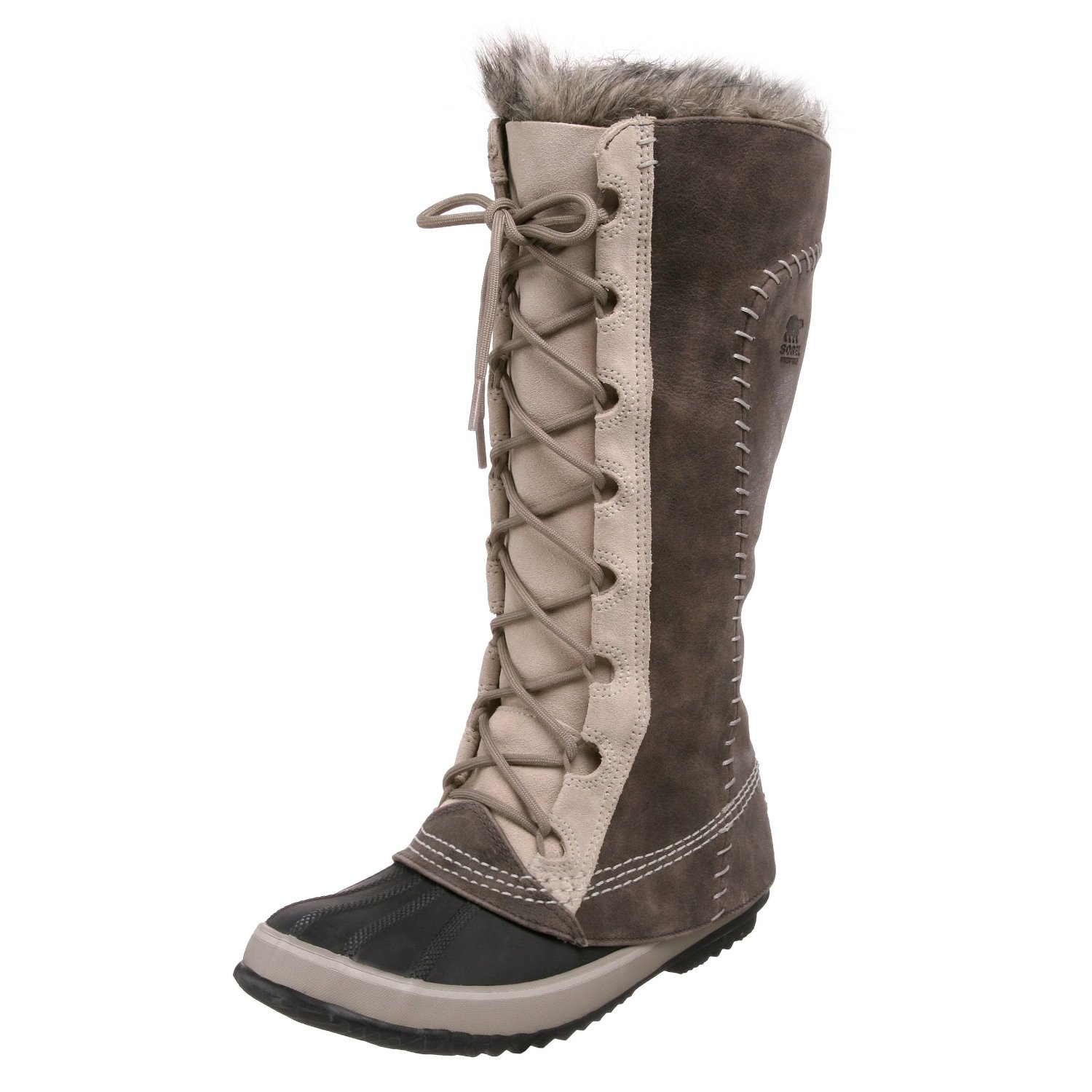 Stride boldly forth with the range of SOREL women's boots. Audacious styles take you from day to night, city to country. The only boots you'll need this season!
