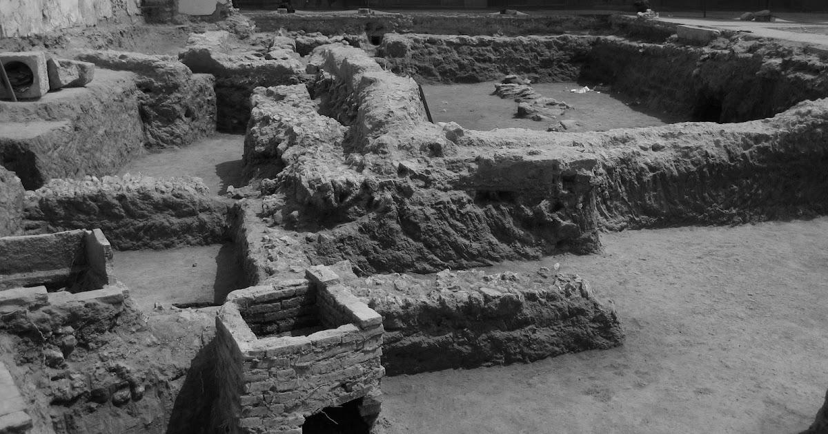 Un Mundo a la vuelta...: Excavacion Arqueologica en Silla