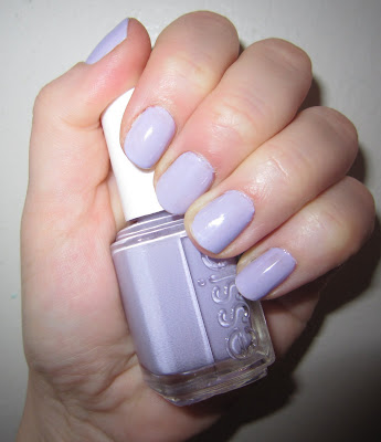Essie, Essie Nail Polish, Essie Nail Polish Lilacism, Lilacism, Essie Lilacism, Essie Spring 2010 Collection, nail, nails, nail polish, polish, mani, manicure, mani of the week, manicure of the week, manicurist, nail technician
