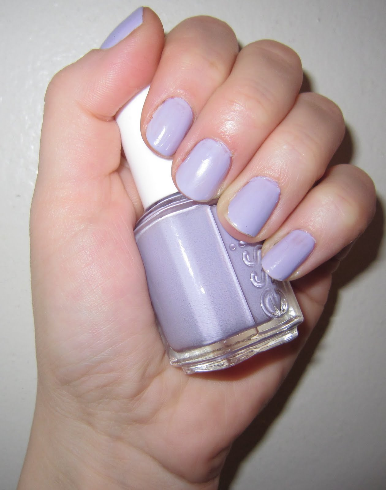 The Beauty of Life: Mani of the Week: Essie Nail Polish in Lilacism