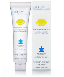 GO SMiLE, GO SMiLE Lemonade Smile Luxury Toothpaste, teeth, clean teeth, dental hygiene