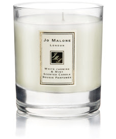 Jo Malone, Jo Malone White Jasmine & Mint Candle, home fragrance, The Luxe List, luxury beauty products, candle