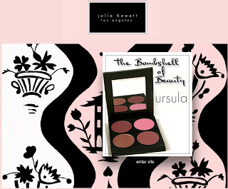 Julie Hewett, Great Brand Alert, makeup, Julie Hewett Noir Collection