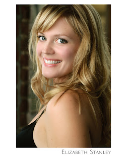 Elizabeth Stanley, First Look Fridays, headshot, Broadway