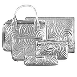 Sephora, Sephora Brand, Sephora Brand Silver Swirl Bag Collection, Silver Swirl Bag Collection, makeup bag, makeup bags, makeup pouch, makeup pouches