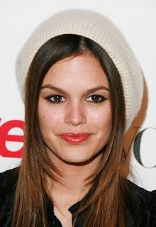 Rachel Bilson, tomato red lips, lipstick, beauty trend, makeup trend