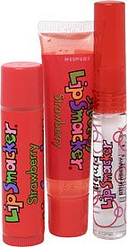 Bonne Bell, Bonne Bell Lip Smacker, Bonne Bell Lip Smacker Original & Best Trio Collection, Bonne Bell Strawberry, Bonne Bell lip balm, Bonne Bell Squeezy Lip Smacker, Bonne Bell Liquid Lip Smacker, lips, balm, lip balm, lipgloss, lip gloss, gloss