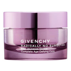 Givenchy, Givenchy Radically No Surgetics Complete Age-Defying Care, moisturizer, face cream, skin, skincare, skin care, Botox, better than Botox, Botox injections