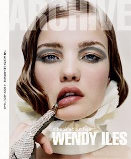 Wendy Iles, hairstylist,  Printkultur Wendy Iles, book, hairstylist book