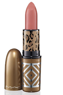 M.A.C Cosmetics, MAC Cosmetics, M.A.C Style Warrior, makeup collection, beauty launch, M.A.C Brave New Bronze Lipstick