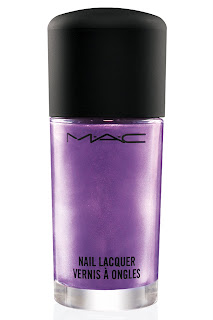 M.A.C Cosmetics, MAC Cosmetics, M.A.C Style Warrior, makeup collection, beauty launch, M.A.C Violet Fire nail polish
