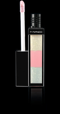 M.A.C Cosmetics, MAC Cosmetics, M.A.C Tricolour Lipglass, lips, lipgloss, lip gloss, makeup, beauty review, product review