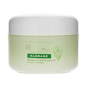 Klorane, Klorane Hair Mask with Papyrus Milk, hair mask, hair treatment, luxury beauty products