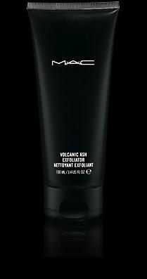 MAC, M.A.C, exfoliate, exfoliator, scrub, face scrub, face, skin, skincare, skin care, M.A.C Style Black, Style Black, Volcanic Ash Exfoliator, MAC Volcanic Ash Exfoliator, volcanic, volcanic ash