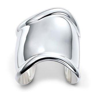 Tiffany & Co., Tiffany & Co. Elsa Peretti Bone Cuff, Elsa Peretti, Elsa Peretti jewelry, Tiffany & Co. jewelry, Tiffany & Co. cuff, Tiffany & Co. bracelet, jewelry, bracelet, cuff