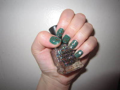 OPI, OPI Jade is the New Black, OPI nail polish, nail, nails, nail polish, lacquer, nail lacquer, manicure, mani, mani of the week, Deborah Lippmann, Deborah Lippmann nail polish, Deborah Lippmann Happy Birthday